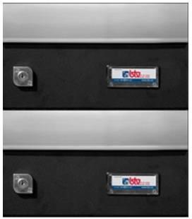 Expo 21205 - Aluminio Negro