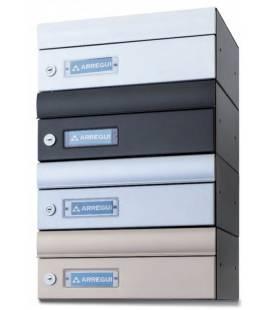 Milenio H4500-09 Aluminio COLOR A ELEGIR