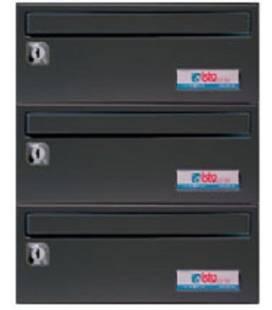 Barajas 30320 - Acero Negro